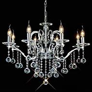 voordelige -QINGMING® Modern / Hedendaags Kroonluchters Toortswandlamp - Kristal, 110-120V 220-240V LampNiet Inbegrepen