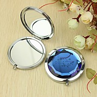 Stainless Steel Compacts Garden Theme Beautiful Practical Favors