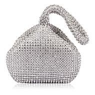 お買い得  クラッチバッグ&イブニングバッグ-女性用 バッグ アクリル イブニングバッグ クリスタル/ラインストーン のために イベント/パーティー オールシーズン ゴールド ホワイト ブラック
