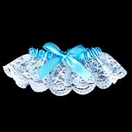 billige -Blondelukning Klassisk Bryllup Garter  -  Rosette Strømpebånd