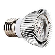 E26/E27 LEDスポットライト MR16 3 LEDの ハイパワーLED 270lm レッド AC 85-265