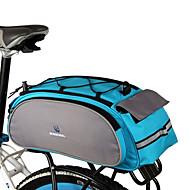 Rosewheel Fahrradtasche 13LFahrrad Kofferraum Tasche/Fahrradtasche Fahrrad Kofferraum TaschenReflexstreifen Wasserdicht Eingebaute