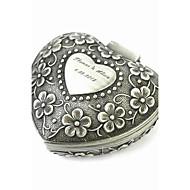 Žene Kutije za nakit Tin Alloy Klasik Vintage Moda Vjenčanje godišnjica Dnevno
