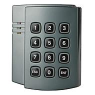 abordables -Standalone Access Controller plastique avec construit dans le lecteur EM (1000 Capacité d'utilisateur)