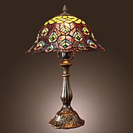 billige Lamper-Tiffany Bordlampe Metall Vegglampe 110-120V / 220-240V Max 40W