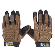 cheap Cycling Gloves-Sports Gloves Breathable Protective Tactical Fingerless Gloves Fleece Cotton Mesh Boxing Men's Unisex