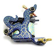 economico Macchinette per tatuaggi-Macchinetta per tatuaggi a bobina Ombre con 7-12 V Ghisa Professionale / Alta qualità, senza formaldeide