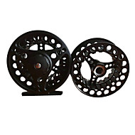 cheap Fishing-Fishing Reel Fly Reels 1:1 Gear Ratio+3 Ball Bearings Exchangable Left-handed Right-handed Fly Fishing