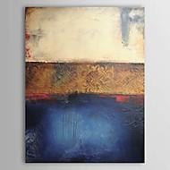halpa -Hang-Painted öljymaalaus Maalattu - Abstrakti Klassinen Kangas