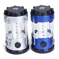 cheap Flashlights & Camping Lanterns-Lanterns & Tent Lights LED 120 lm 1 Mode - Waterproof Super Light Tactical Camping/Hiking/Caving