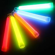 Sykkellykter sikkerhets reflektorer fluoriserende Sykling Lumens Sykling