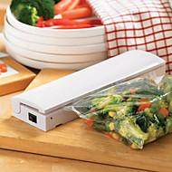 Varme mat beholde reseal sealer reseal bærbar lufttett pose lagre tetningsmaskin