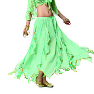 cheap Sale-Belly Dance Skirt Women's Training Chiffon