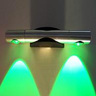 baratos Arandelas de Parede-Moderno / Contemporâneo Madeira / Bambu Luz de parede 90-240V 2W