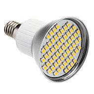 billige Spotlys med LED-SENCART 240lm E26 / E27 LED-spotpærer PAR38 60 LED perler SMD 3528 Varm hvit 85-265V