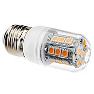 billige Globepærer med LED-3W 450-550lm E26 / E27 LED-kornpærer T 27 LED perler SMD 5050 Varm hvit 220-240V