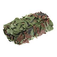 Odolné plátno a Nylon Mesh materiál pro ochranou proti slunečnímu záření (Camouflage)