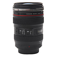 1 stück kreative kamera objektiv kaffeetasse mit abdeckung handliche tasse