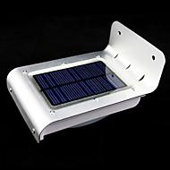 Outdoor Energia Solar 16 LED Detector Sensor de movimento de Segurança Lâmpadas Luz Jardim