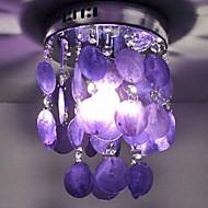 billige Taklamper-LightMyself™ Anheng Lys Omgivelseslys Krom Mini Stil 110-120V / 220-240V Pære ikke Inkludert / E12 / E14