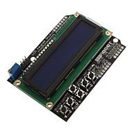 Χαμηλού Κόστους Motherboards-LCD1602-7 5V Οθόνη LCD Monitor μπλε οθόνη υγρών κρυστάλλων με φωτισμός ECT
