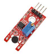 billige Sensorer-mikrofon stemme lydsensor modul til (for Arduino)