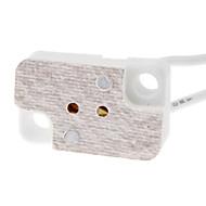 billige Lampesokler og kontakter-MR16 Belysningsutstyr Lysstikkontakt Keramikk