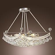 billige Takbelysning og vifter-Inverted Anheng Lys Nedlys - Krystall, 110-120V / 220-240V Pære ikke Inkludert / 15-20㎡ / E12 / E14