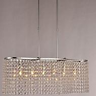 billige Lysekroner-SL® Moderne / Nutidig Vedhæng Lys Op Lys - Krystal, 110-120V 220-240V Pære ikke Inkluderet