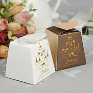 Criativo Papel de Cartão Papel Pérola Suportes para Lembrancinhas Com Caixas de Ofertas