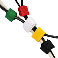 geniale kabel holdere (6pcs)