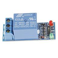 Χαμηλού Κόστους Motherboards-Οδική Relay Module 5V υψηλού επιπέδου ενεργοποίησης ρελέ Κάρτα Επέκτασης