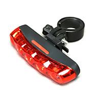 Pyöräilyvalot Polkupyörän jarruvalo LED Pyöräily Vedenkestävä AAA Lumenia Patteri Pyöräily-MOON