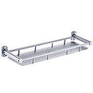 voordelige Aluminium Series-Badkamerplank Hoge kwaliteit Hedendaagse Aluminium 1 stuks - Hotel bad