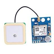 GY-GPS6MV1 GPS Módulo APM2.5 com antena - Azul Escuro (3 ~ 5V)