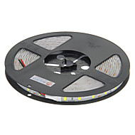 Vedenpitävä 5M 120W 300x5630 SMD Cool White Light LED Strip Lamp (DC 12V)
