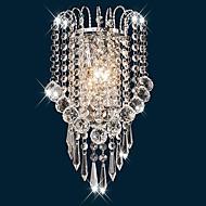Tasokiinnitys seinä valot-Metalli-Moderni-Kristalli
