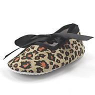 お買い得  ベビー用靴-赤ちゃん 女の子 靴 コットン 化繊 春 夏 秋 赤ちゃん用靴 フラット のために カジュアル