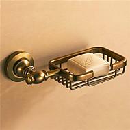 voordelige Aluminium Series-Soap Dishes & Houders Hoge kwaliteit Antiek Aluminium Keramiek 1 stuks - Hotel bad