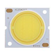 billige Lampesokler og kontakter-15w cob 1350-1450lm 6000-6500k kul hvit lys led chip (45-50v, 300ua)