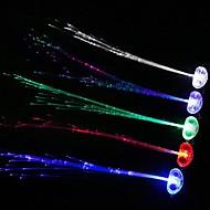 coway førte nat lysemitterende flash fletning (tilfældig farve)
