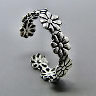 Кольцо для ног дешево Дамы, Уникальный дизайн, европейский, Мода Жен. Серебряный Украшения для тела Назначение Повседневные