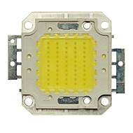 jiawen® 50w 4000-4500lm 6000k kaldhvit LED chip (dc 30-33v)