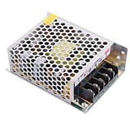 billige Lampesokler og kontakter-12V 5A 60W konstant spenning AC / DC Switching Power Supply Converter (110-240V til 12V)