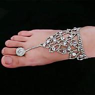 Kov - Vložky do bot a doplňky - Ozdoby - Stříbrná