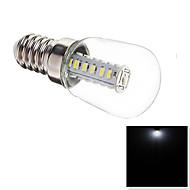 billige Kornpærer med LED-1pc 3 W 180-210 lm E14 LED-globepærer / LED-kornpærer T25 25 LED perler SMD 3014 Dekorativ Hvit 220-240 V / RoHs