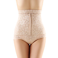 Body Shaper Breathable High Waist Slim Hips Lift Up Abdomen Contorl Briefs Pants Skin