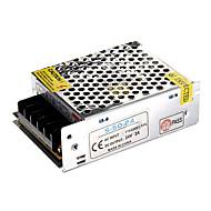 billige Lampesokler og kontakter-zdm 1pc 24v 2a 48w ledet spenning konstant spenning AC / DC ledet bytte strømforsyning converter (110-220v til DC24v)