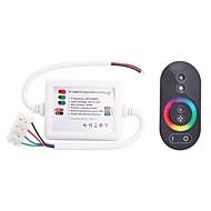 billige Lysbrytere-288w trådløs smart rf Remote Touch rgb kontrolleren for rgb strip lampe (DC 12-24V)