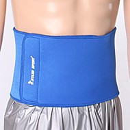 unisex spor ayarlanabilir egz Fitnes ağırlık kaldırma bel kemeri desteği bandı ™ kylin spor